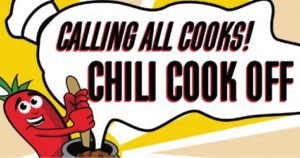 (1-PL)Chili Cook Off @ CH 1 Parking Lot