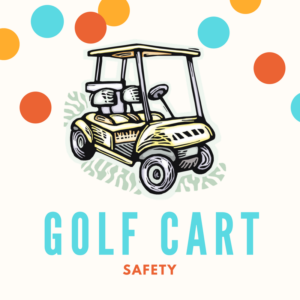 Kids Golf Cart Safety Course @ Tennis Courts