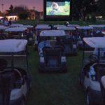 Golf Cart Drive In