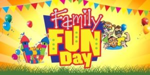 Family Fun Day @ CH 1 Parking Lot