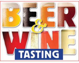 Beer & Wine Tasting @ CH 3