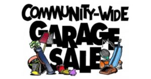 Garage Sales @ Member's Sites