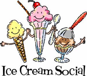 (1)Ice Cream Social @ CH 1
