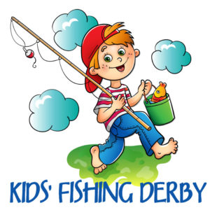 Kids Fishing Derby @ Lake Connor Dock