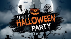 Adult Halloween Party @ CH 1