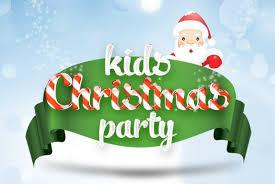 Kids Christmas Party @ CH 1
