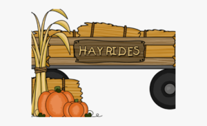 Hayrides @ CH 1 Parking Lot