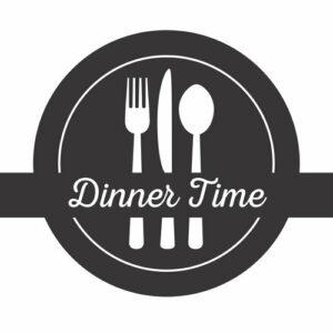 (1)Dinner @ CH 1