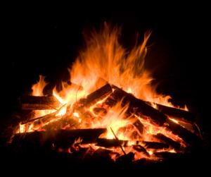 (CF)Bonfire @ Connor Field
