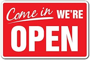 Membership & Sales Offices Open