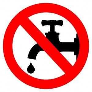 Park Wide Water Shut Down